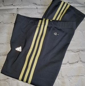 Addidas Classic Climalite leggings size Med